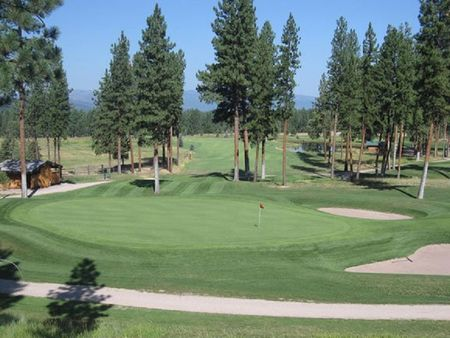 Double Arrow Golf Resort Cover Picture