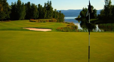 Eagle Bend Golf Club Cover Picture
