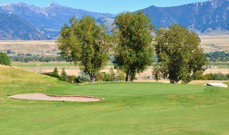 Madison Meadows Golf Club Cover