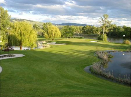 Overview of golf course named Missoula Country Club