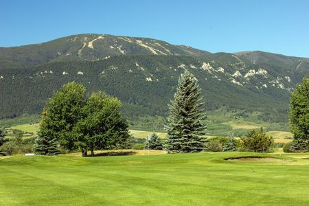 Red Lodge Mountain Golf Course Cover