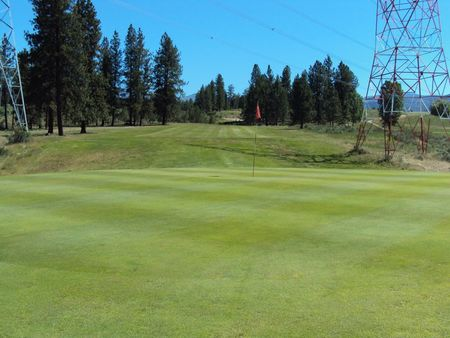 Wild Horse Plains Golf Course Cover Picture
