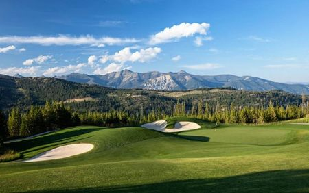 Yellowstone Golf Club Cover Picture