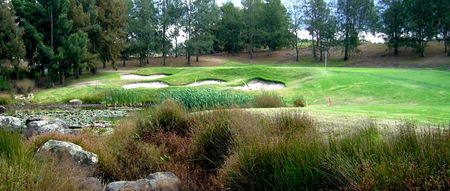Freeway Golf Course Cover Picture