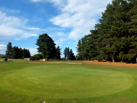 Georgetown Golf Club Cover Picture