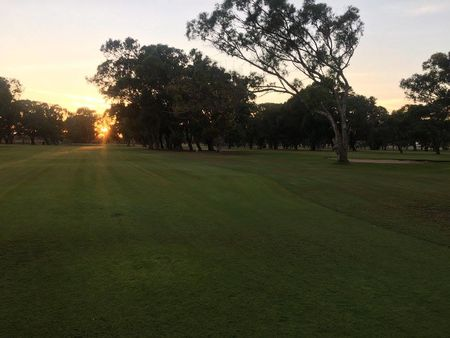 Geraldton Golf Club Cover Picture