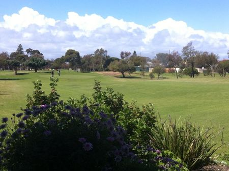 Glanville Hall Golf Course Cover Picture