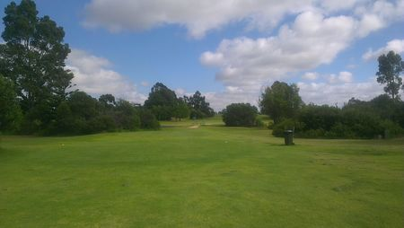 Glen iris golf course cover picture