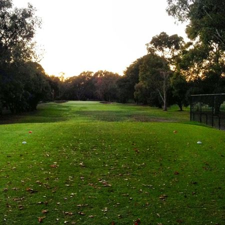 Glen Waverley Golf Club Cover Picture