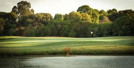 Overview of golf course named Goonawarra Golf Club