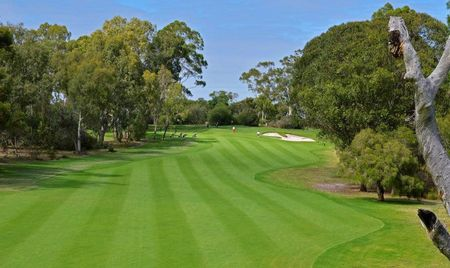Gosnells golf club cover picture