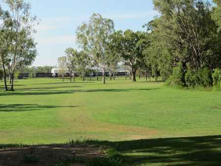 Gracemere Lake Golf Club Cover Picture