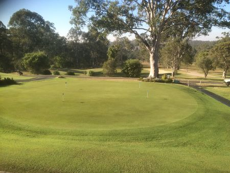 Grafton District Golf Club Cover Picture