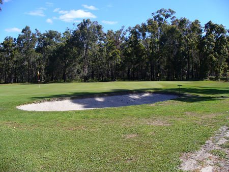 Greenbushes Golf Club Cover Picture