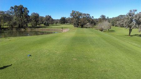 Gunnedah Golf Club Cover