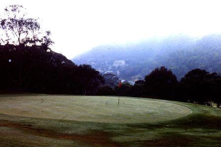 Halls Creek Golf Club Cover