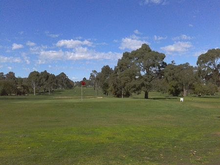 Hamilton Golf Club Cover Picture