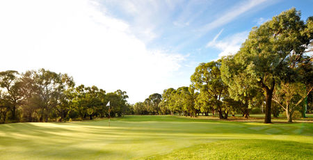 Hartfield golf club cover picture