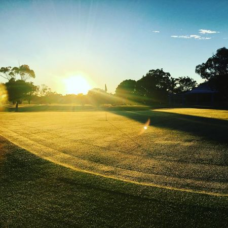 Hawks Nest Golf Club Cover Picture