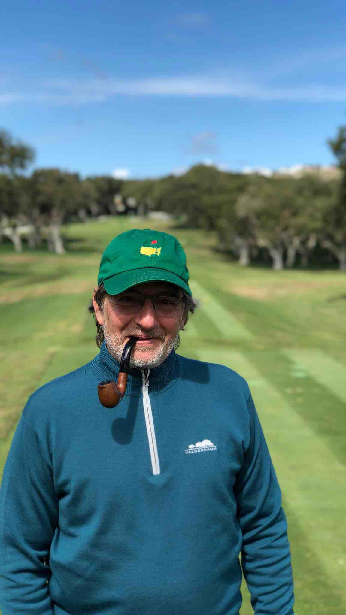 Avatar of golfer named Jean-Michel Barbey
