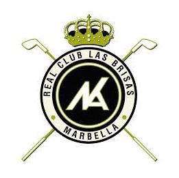 Logo of golf course named Real Club de Golf Las Brisas