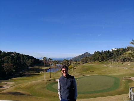 Avatar of golfer named Carlos Rodiles
