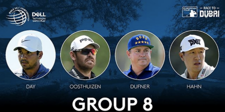 Austin country club louis oosthuizen checkin picture