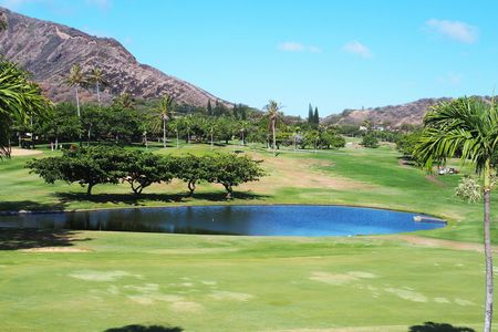 Hawaii Kai Golf Course Cover