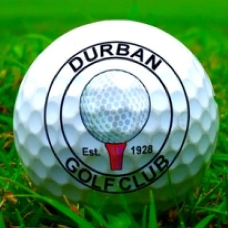 Logo of golf course named Durban Golf Club