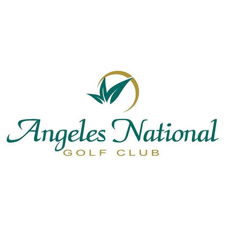 Logo of golf course named Angeles National Golf Club