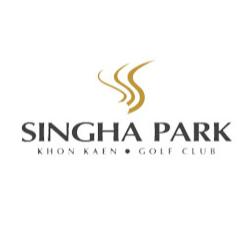 Logo of golf course named Singha Park Khon Kaen Golf Club