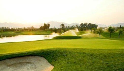 Beijing orient tianxing country golf club cover picture