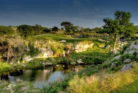 Cordillera Ranch Golf Course Cover Picture