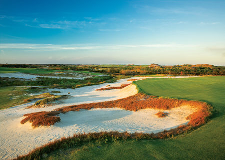 Overview of golf course named Streamsong Resort - Black Course