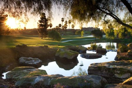 Overview of golf course named Aliso Viejo Country Club