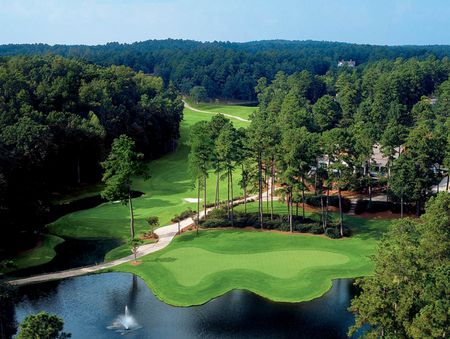 Reynolds Lake Oconee - The Preserve Course Cover Picture