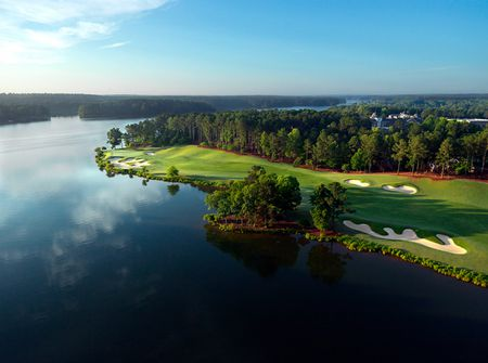 Overview of golf course named Reynolds Lake Oconee - The Oconee Course