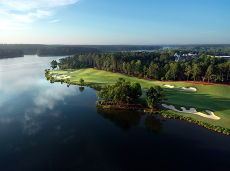 Reynolds lake oconee the oconee course cover picture