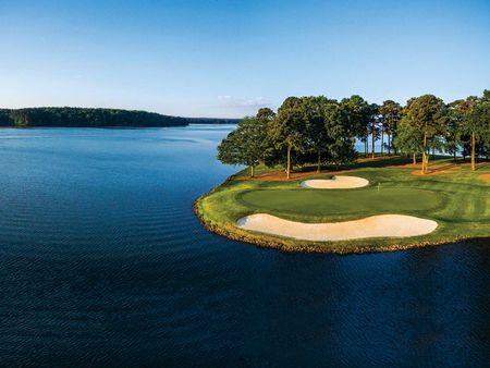 Overview of golf course named Reynolds Lake Oconee - Great Waters Course