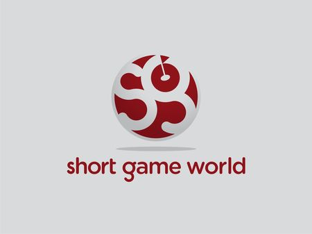 Logo of golf course named Short Game World