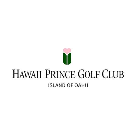 Logo of golf course named Hawaii Prince Golf Club