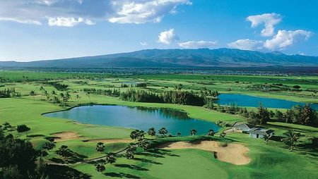 Overview of golf course named Hawaii Prince Golf Club