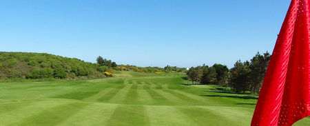 Holyhead Golf Club Cover Picture