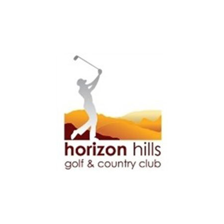 Logo of golf course named Horizon Hills Golf and Country Club