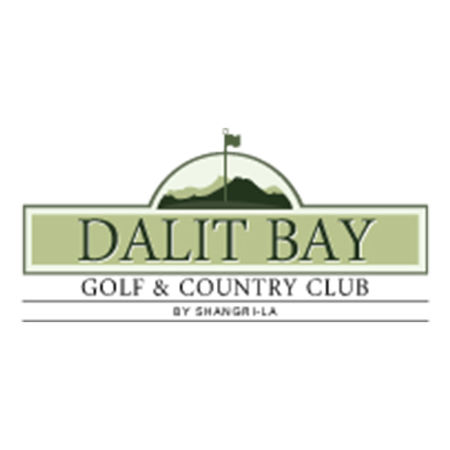 Logo of golf course named Dalit Bay Golf and Country Club