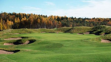 Overview of golf course named Tapiola Golf