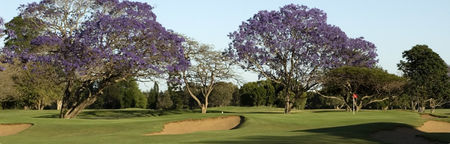 Overview of golf course named Royal Queensland Golf Club