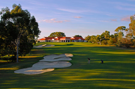Overview of golf course named Mount Lawley Golf Club Inc