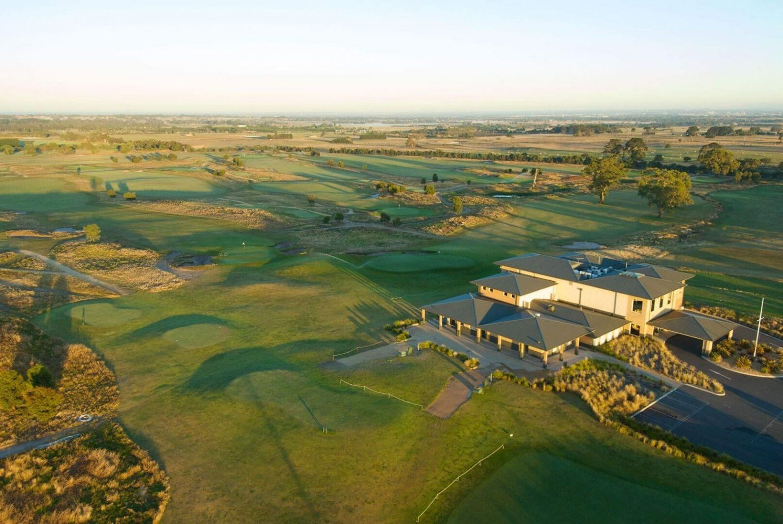 Amstel golf club cover picture