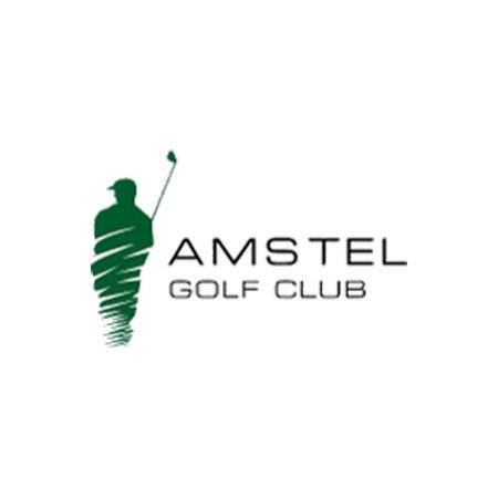 Logo of golf course named Amstel Golf Club